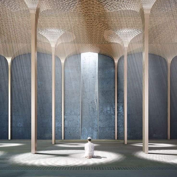 Newsfeed: Amanda Levetes London-based architecture practice AL_A has won a competition to design a mosque for the Foster & Partners-designed World Trade Centre @wtcad in Abu Dhabi. Read more architecture design and fashion news on http://ift.tt/1TzyXJK #architecture #amandalevete #fosterandpartners #wtcad #abudhabi by disegnodaily