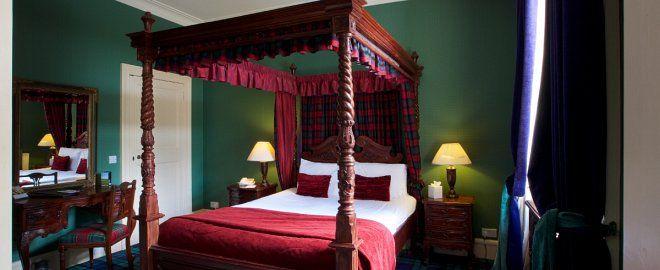 Tulloch Castle Hotel - Tulloch Castle Hotel-Bedrooms - Bespoke Hotels