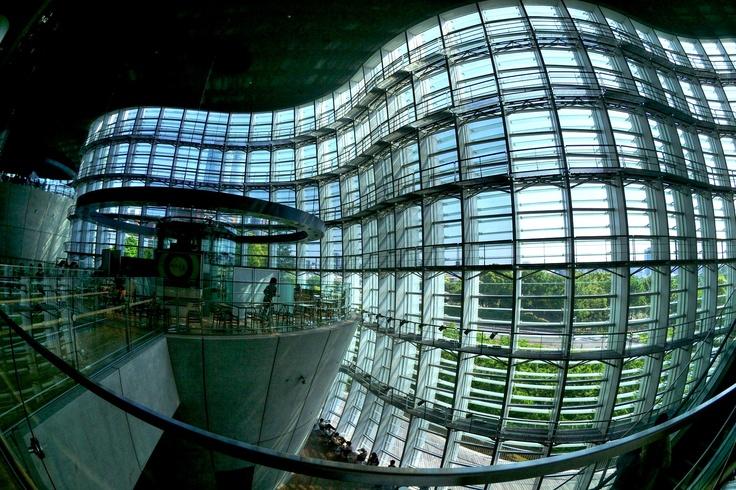 The National Art Center, Tokyo / Kisho Kurokawa (国立新美術館 / 黒川紀章)