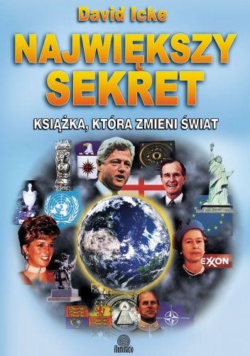 Okładka książki Największy sekret. Książka, która zmieni świat