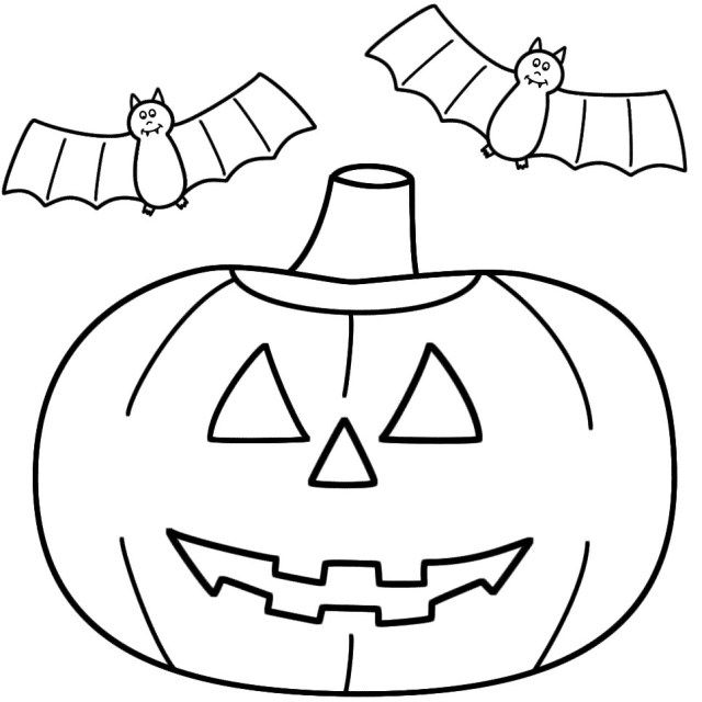 23 Beautiful Picture Of Dltk Coloring Pages Birijus Com Halloween Jack O Lanterns Halloween Coloring Bat Coloring Pages