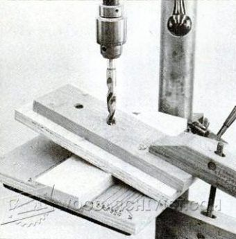 2295-Drilling Angled Holes