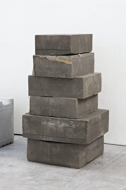 "simply–aesthetic: ""Matias Faldbakken Shoe Box Sculpture 01-06 2011 """