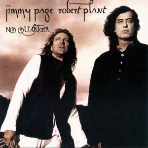 Robert Plant and Jimmy Page. The BEST