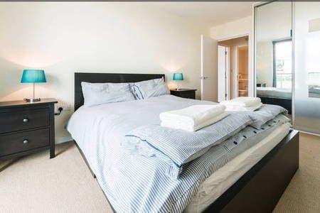 Check out this awesome listing on Airbnb: Olympic Park, Icona Point–1BR Apt in London