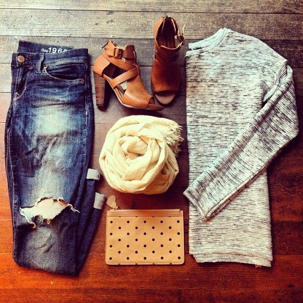 The perfect daytime outfit