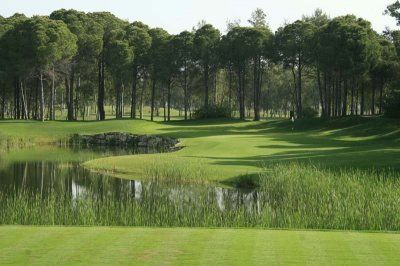 Golf Course Pasha in Belek, Turkey - From Golf Escapes