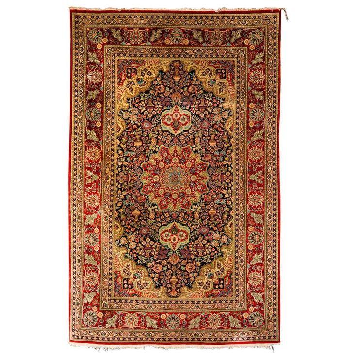 High Quality Silk Carpet Kayseri Rug