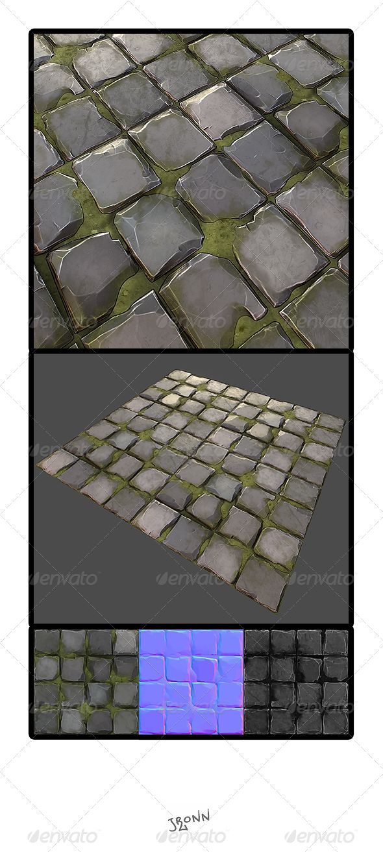Grassy+Stone+Road+Tile+01
