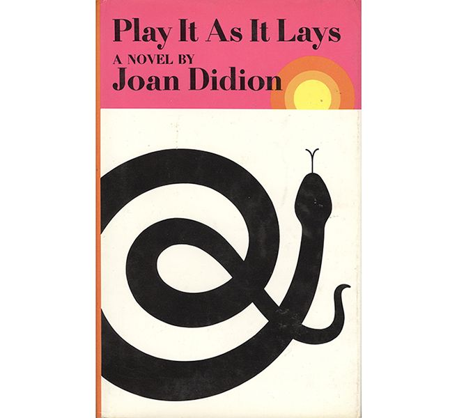 Joan didion goodbye to all that