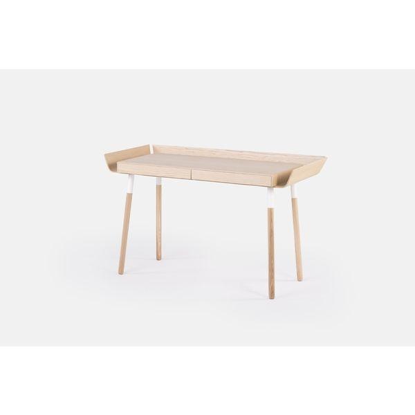 Schreibtisch My Writing Desk Aus Holz Für Home Office Oder Büro. Moderner  Schreibtisch Mit