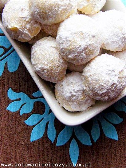 Rosyjskie Ciasteczka Do Herbary - Gotuję, bo lubię