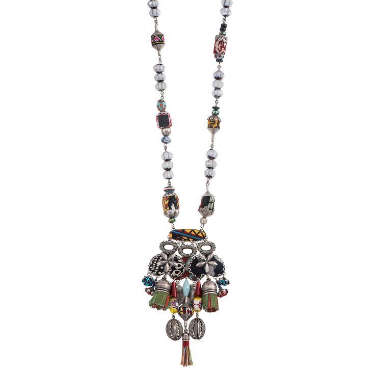 Maya Earth Necklace Ayala Bar Summer 2016 Hip Collection