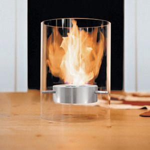 Ponton Fireplace - Tabletop Campfire