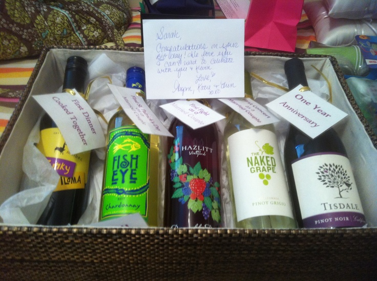 95 best Diy wedding wine basket ideas images on Pinterest Gift