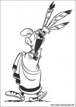 Lucky Luke coloring pages on Coloring-Book.info