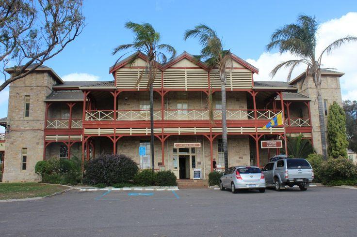 Geraldton Visitor's Centre, WA