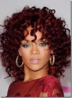 Cherry Poison: Dicas de como ter um cabelo crespo ruivo-Parte 2 (tintas e tonalizantes ruivos)