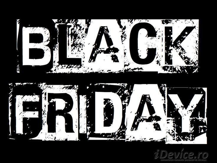 Black Friday Romania 2014 – cele mai bune reduceri pentru iPhone 6 si iPhone 6 Plus!