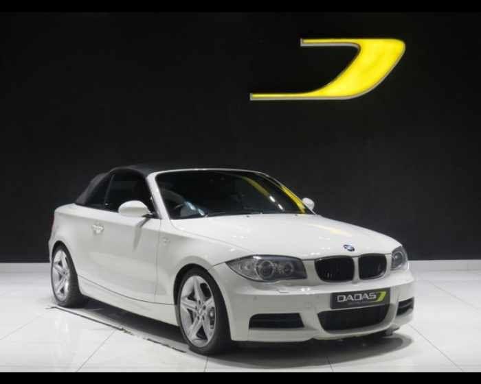 2008 BMW 1 SERIES 135I CONVERTIBLE A/T , http://www.dadasmotorland.co.za/bmw-1-series-135i-convertible-a-t-used-automatic-for-sale-benoni-gauteng_vid_6411339_rf_pi.html