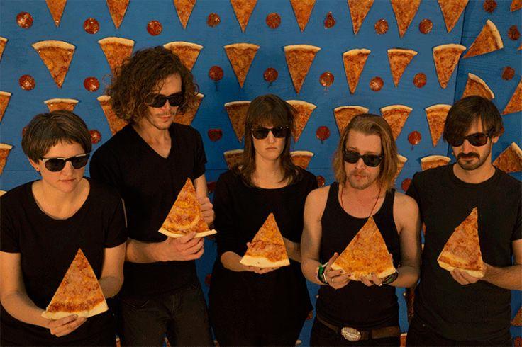 The Pizza Underground, Macaulay Culkin's Velvet Underground-Themed Band, Releases Bizarre Music Video--Madison WI