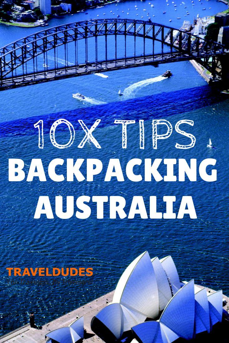 Top 10 Backpacker Tips for Australia | Traveldudes.org Travel Blog