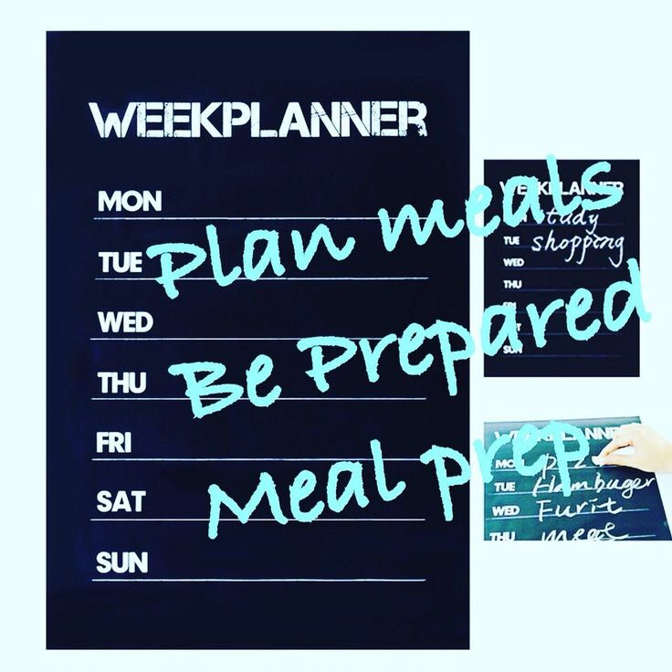 Slimming World Weight Loss Watchers Diet Food Chalk BlackBoard Meal Wall Planner  | eBay