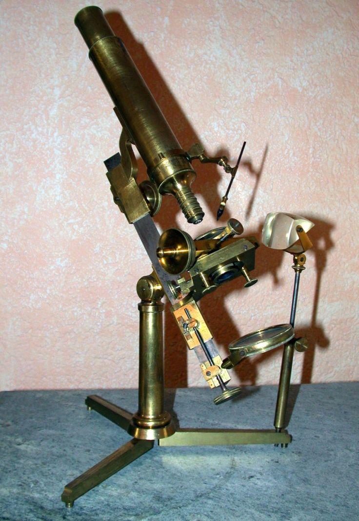 Sejarah Penemuan dan Perkembangan Mikroskop