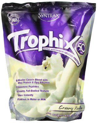 Протеин Trophix 5.0 Syntrax Комбинация четырех разнообразных источника протеина…