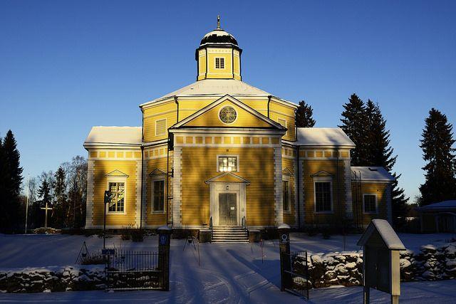 photo by Bart van Overbeeke / in Juuka, Finland