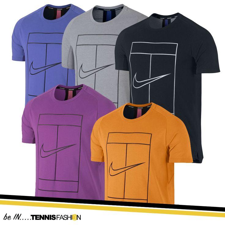 H προσφορά της εβδομάδας από το e-tennis δε μπορεί να σας αφήσει ασυγκίνητους! Τα Nike Men's Court Dry Tennis Top με έκπτωση 50%.. Αγοράστε τα τώρα! #tennisfashion #nikecourt