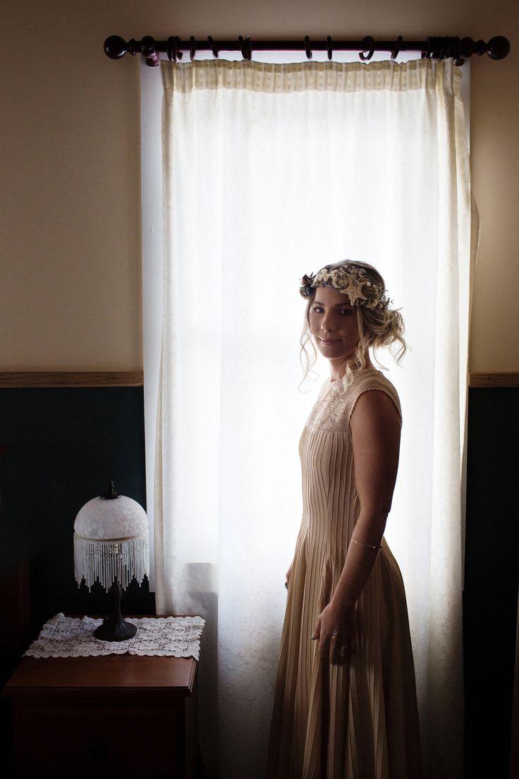 Handmade Gum Gully Farm Wedding - Polka Dot Bride