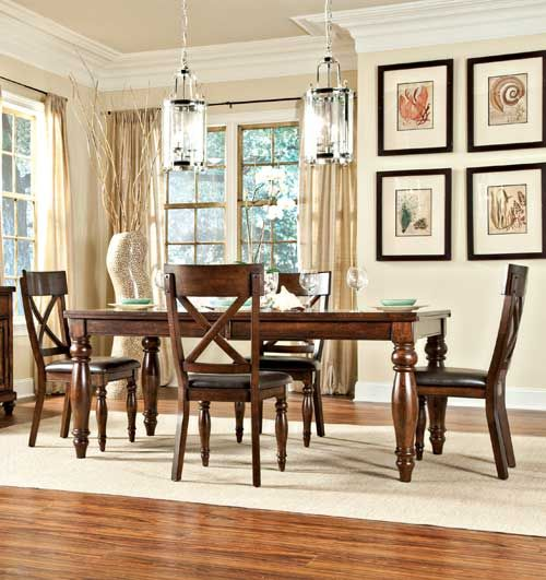 35 Best Dining & Entertaining Images On Pinterest  Dining Room New Mango Wood Dining Room Table Inspiration