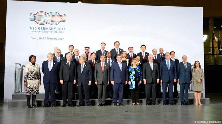Los Think Thanks detrás del G-20