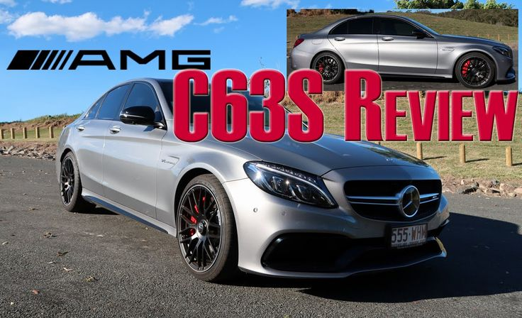 AMG C63S Mercedes Review, this is an amazing car The Garage TV - YouTube #amgc63s #amg #c63s