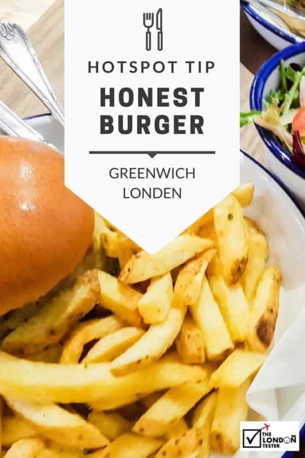 Honest Burger Londen: Eenvoudig Burgermenu van Lokale Producten     The London Tester