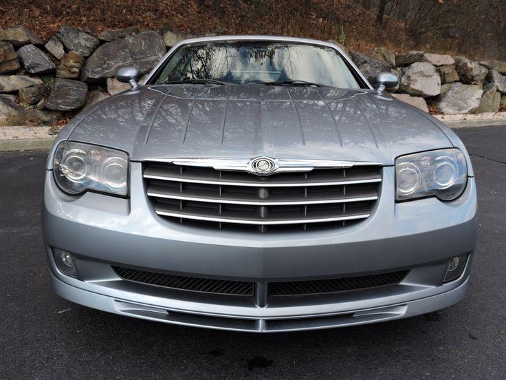 Chrysler Crossfire Srt 6 Chrysler Crossfire Chrysler Srt