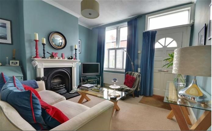 Oval Room Blue, Farrow & Ball.
