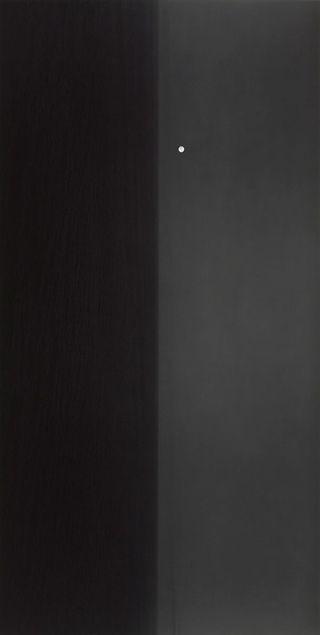 Hiroshi Sugimoto, Revolution 001, 1990. N. Atlantic Ocean, Newfoundland. Gelatin silver print.