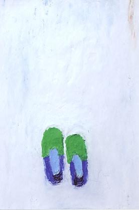 2011・7 山椒にて二人展
