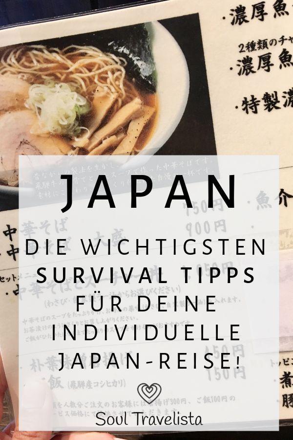 15 Top Survival Tipps für deine individuelle Rundreise durch Japan