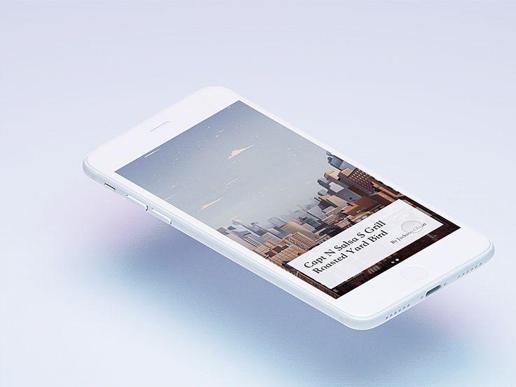 UI Interactions of the week #74 – Muzli -Design Inspiration