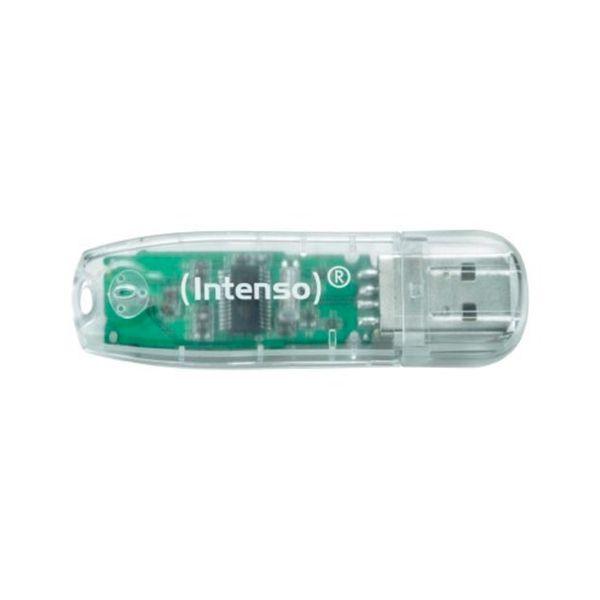 Memoria USB INTENSO 3502480 32 GB Trasparente INTENSO 10,60 € Se sei un appassionato d'informatica ed elettronica, ti piace stare al passo con la più recente tecnologia senza lasciarti sfuggire nessun dettaglio, acquista Memoria USB INTENSO 3502480 32 GB Trasparenteal miglior prezzo.