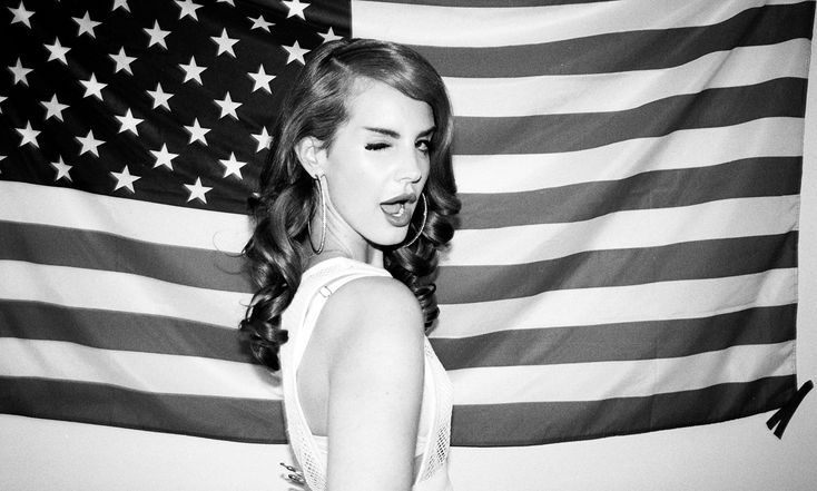 Tell me I'm your national anthem