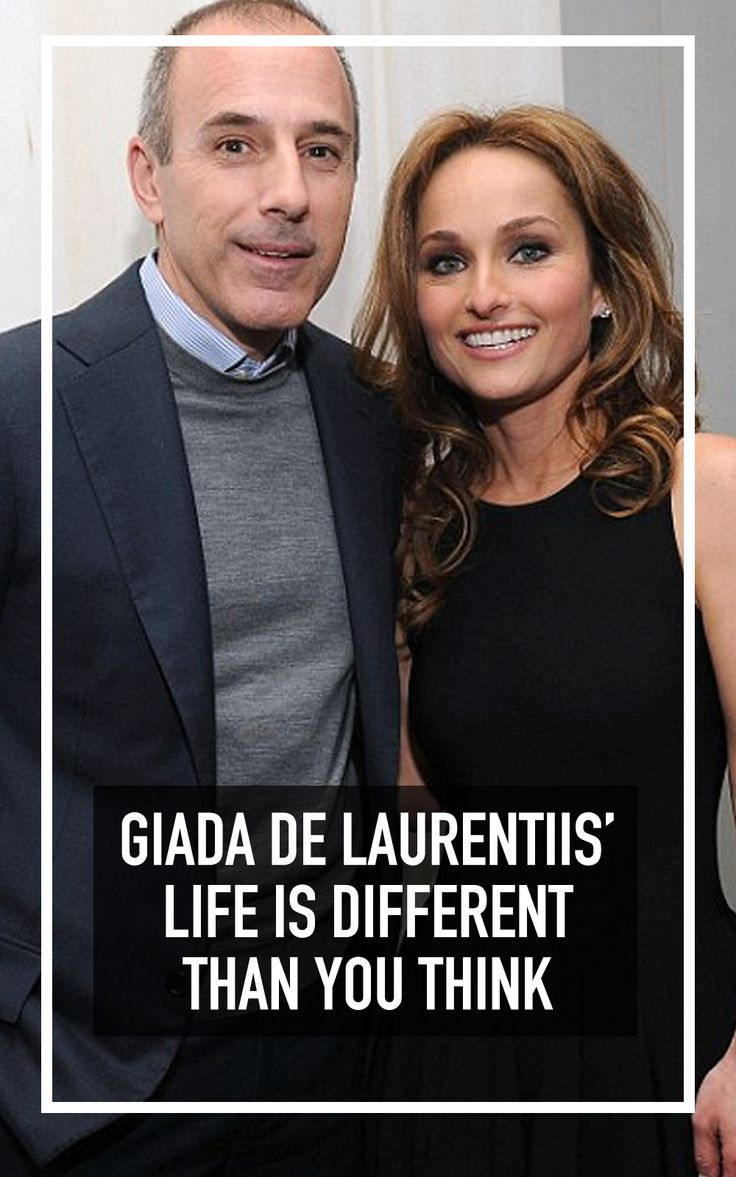 Giada De Laurentiis' Life Is Different Than You Think