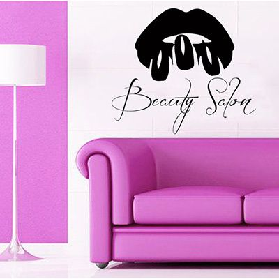Best 25 nail salon decor ideas on pinterest beauty salon decor beauty bar salon and beauty for Decoration de salon
