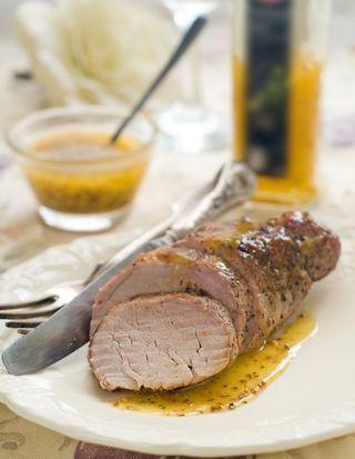 Ψαρονέφρι με σάλτσα μουστάρδας | olivemagazine.gr | Bloglovin'
