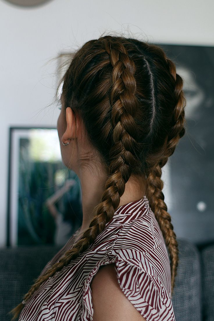 Hair tutorial: The Boxer Braids - teetharejade.com