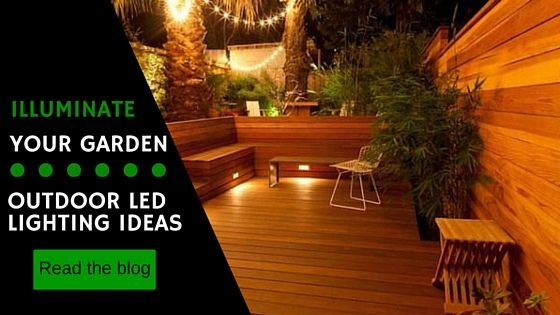 Creative LED lighting ideas for your garden. Read the blog here at www.electronicwholesalersonline.com.au
