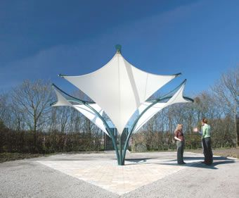 tensile fabric structure & 18 best fabric roofs images on Pinterest | Cabana Gazebo and Pavilion